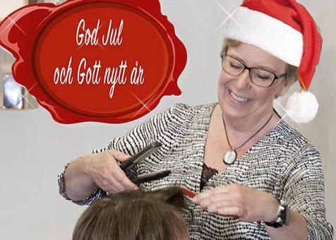 Eva önskar alla kunder God Jul